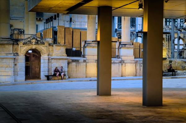 Valletta -- Malta by Edcat55