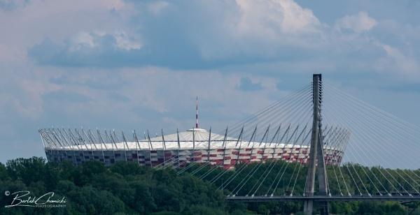Stadium & Bridge by barthez
