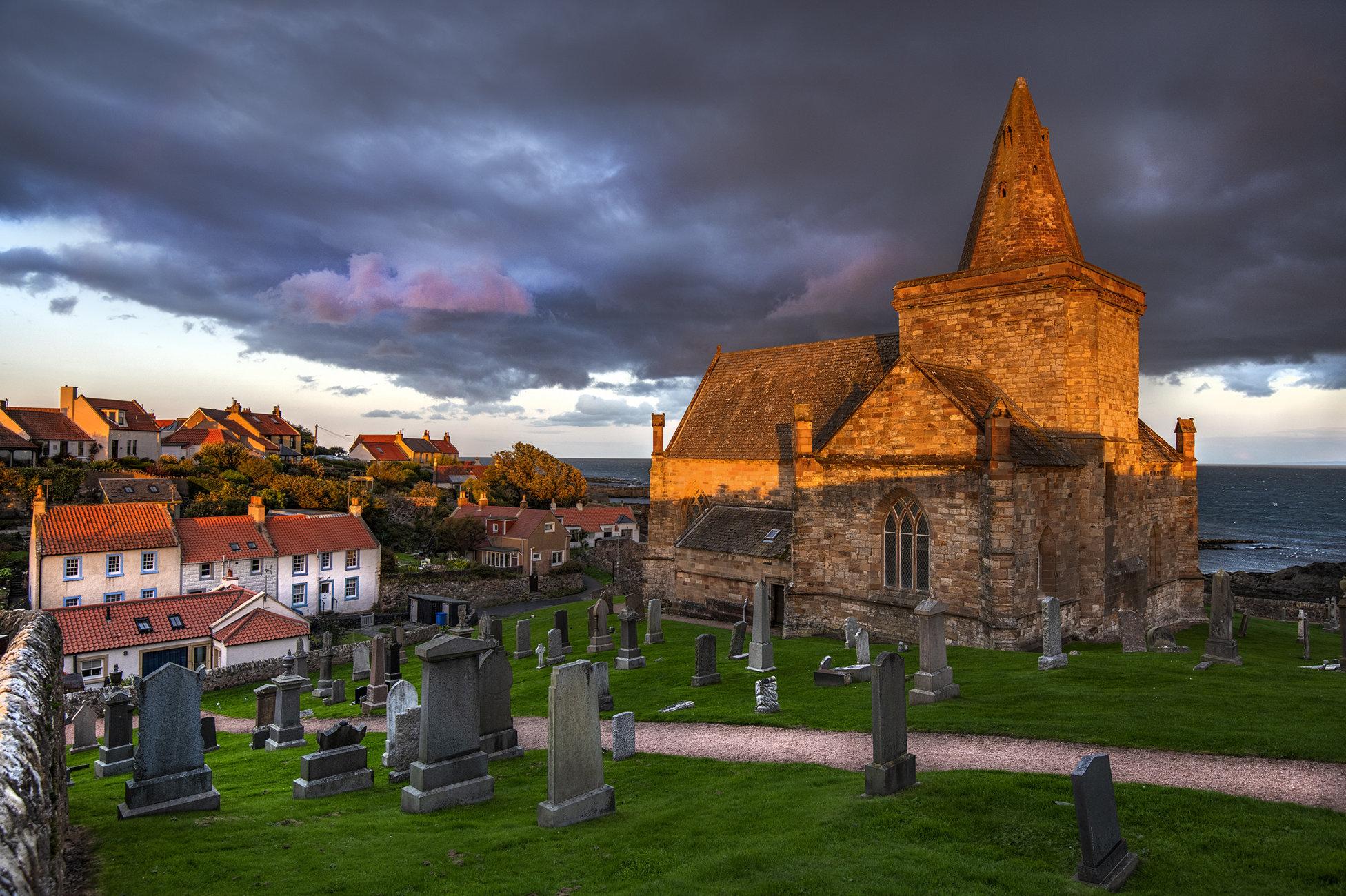St Monans Parish Church