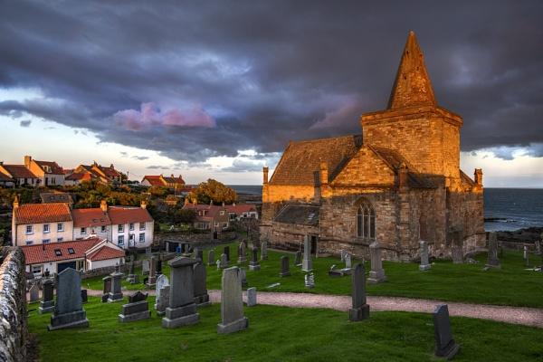 St Monans Parish Church by AndrewAlbert