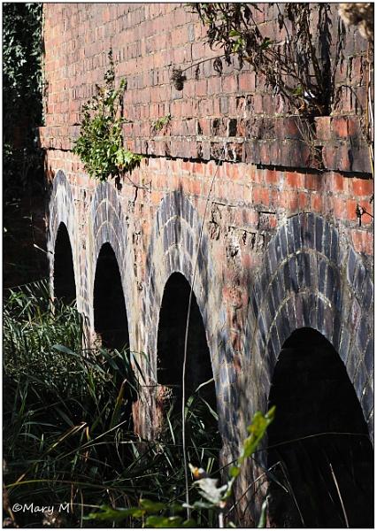 Brick Bridge by marshfam19