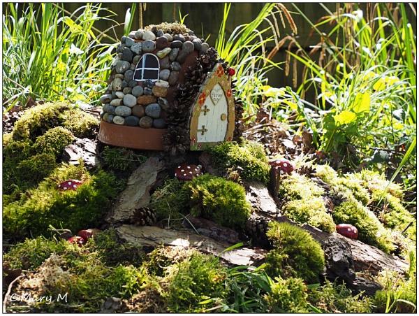 Fairy Houses by marshfam19