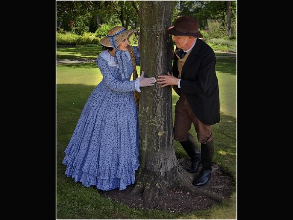 American Civil War Couple by stevenb