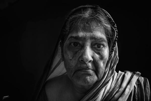 A Hindu Widow... by clicknimagine