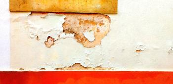 Textures of deterioration...
