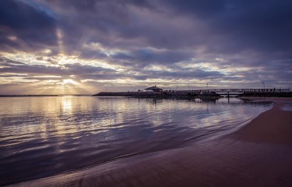Morning Light II by Yogendra