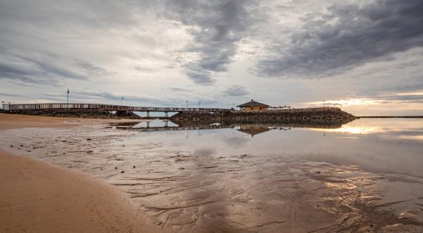 Fade Away - Fuerteventura by Yogendra