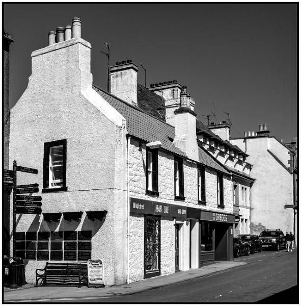 High Street, North Berwick by mac