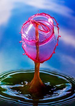 Water Drop Art 2005281