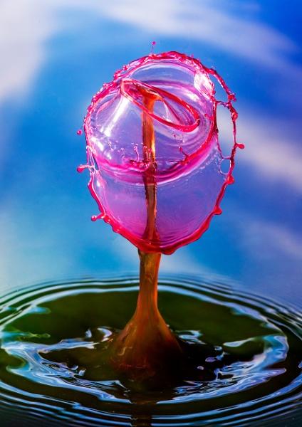 Water Drop Art 2005281 by Deep_Bhatia
