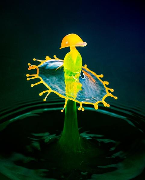 Water Drop PhotoArt 2005301 by Deep_Bhatia