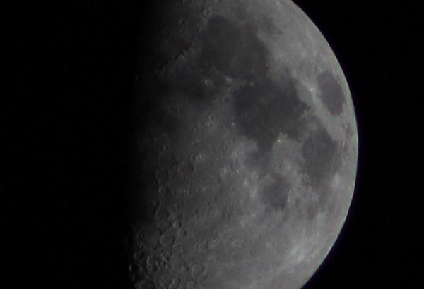 Last nights moon by carol01