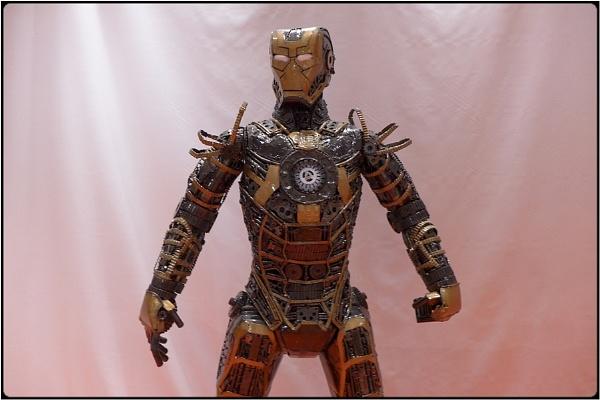 the robot by FabioKeiner