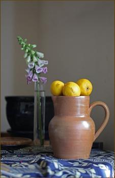 three unshadowed lemons...