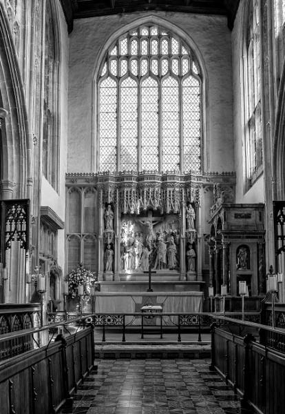 The Altar by NevJB