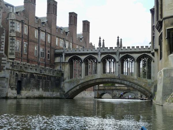 Bridge of sighs (Cambridge version) by Maple62