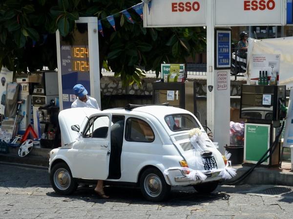 Italian wedding car by Maple62