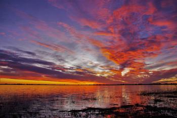 ISO SUNSET SERIES LAKE BOGA MAY 2020