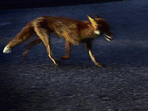 Night Hunter by ThePixelator