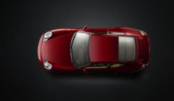 Porsche II by Durante