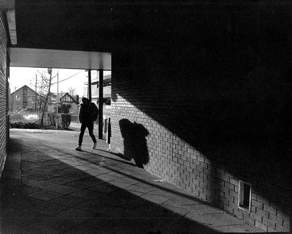 Shadow Walker by pentaxpete