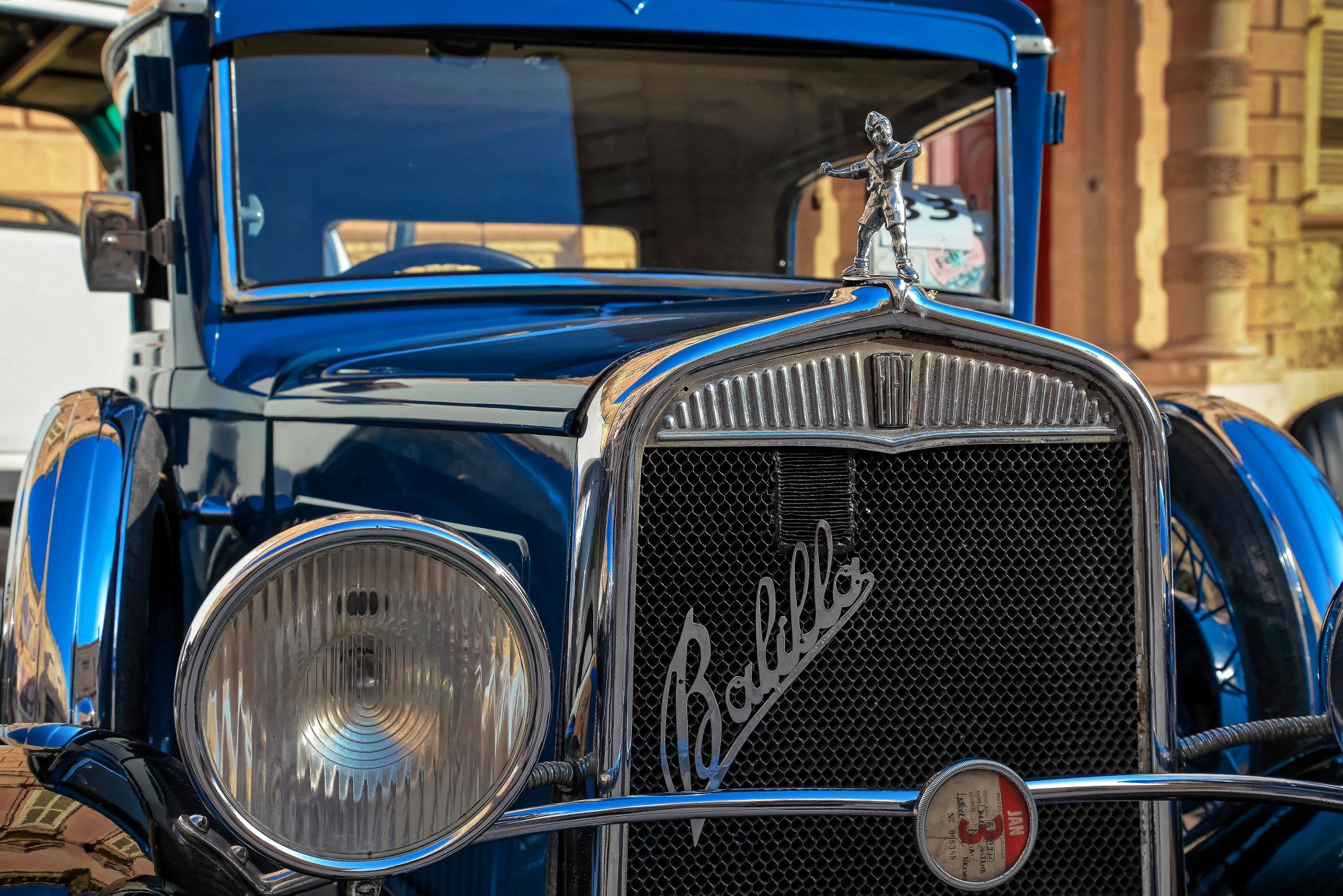 Fiat 'Balilla' 1939
