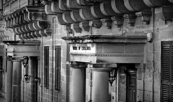 House of Catalunya -- Valletta Malta by Edcat55
