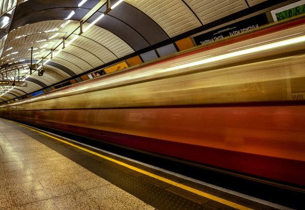 London Underground by Keith1010