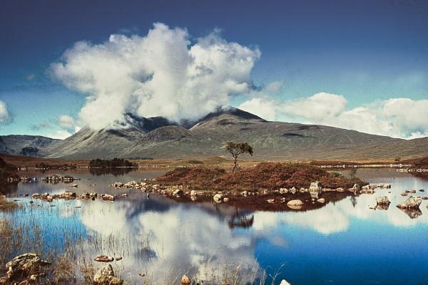 Loch Ba   Rannoch by gong