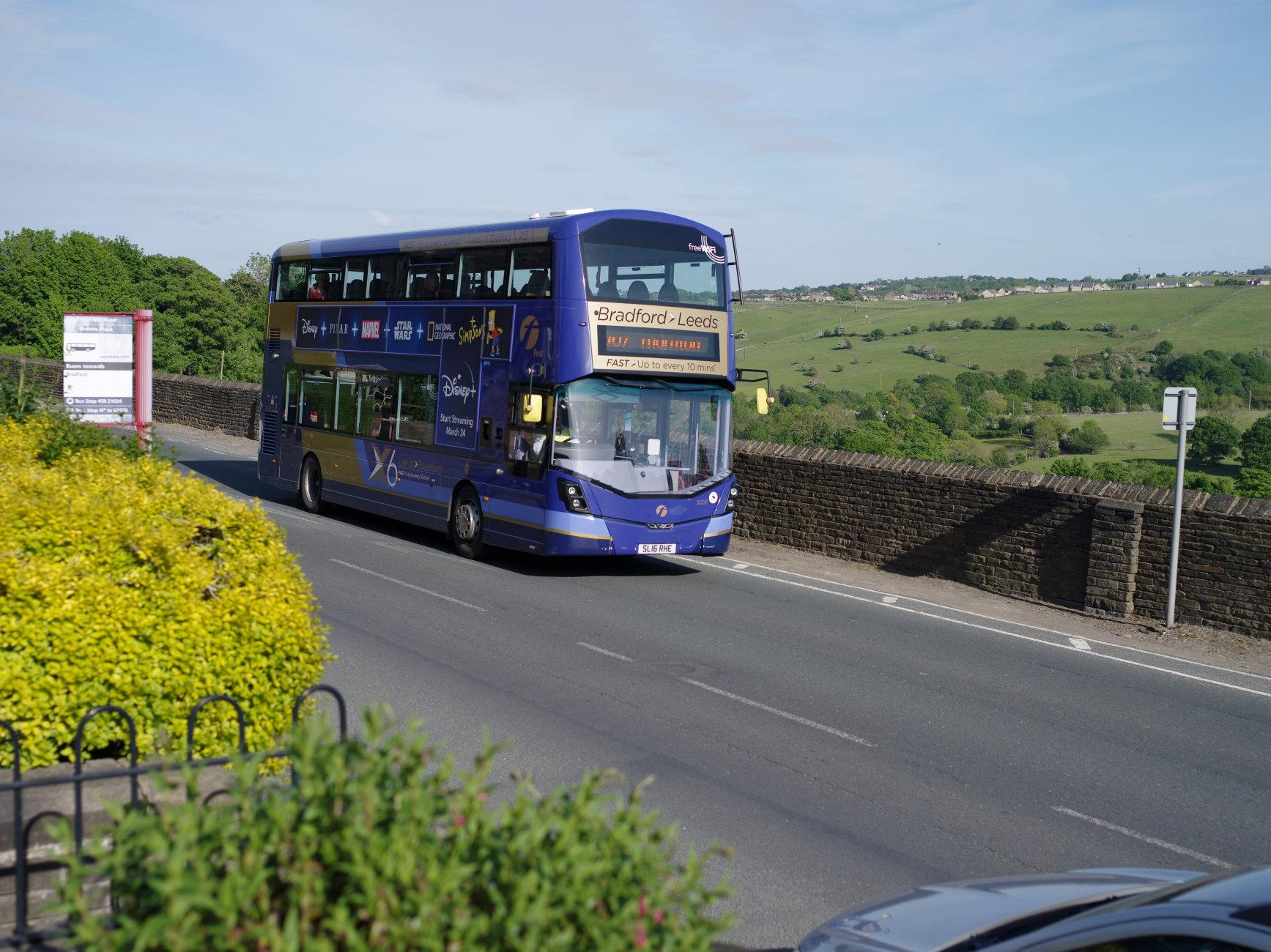 jolly bus
