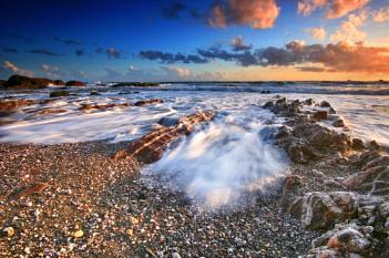 Westcombe Beach South Hams Devon
