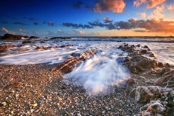 Westcombe Beach South Hams Devon by natureslight
