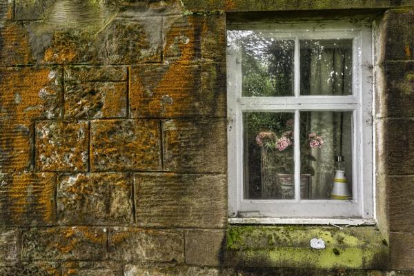 Church Window by AndrewAlbert