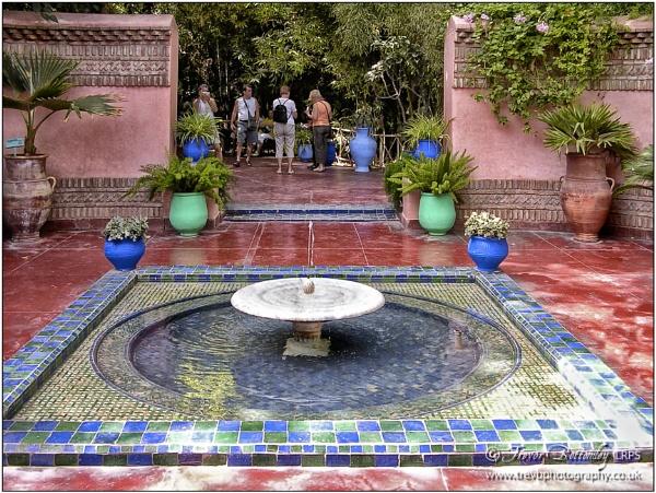 Jardin Majorelle, Marrakech by TrevBatWCC