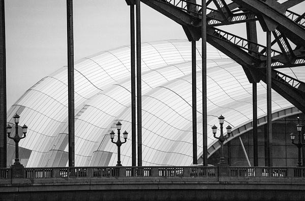 Tyne Bridge by rontear