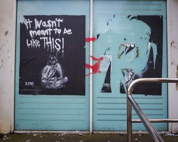 Sheffield street art by paulsfrear
