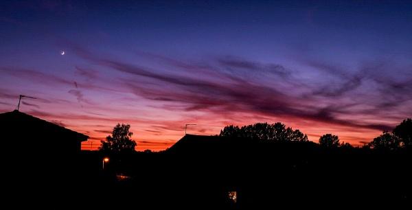 Evening Sunset by bluetitblue