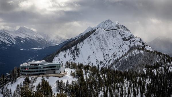 Banff Gondola by Jasper87