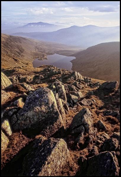 Carnedd Llewelyn summit...... by Niknut