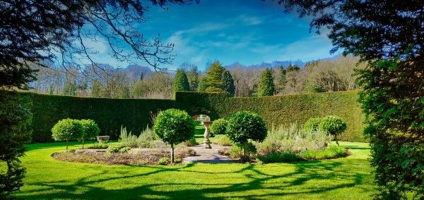 Glenarm garden by atenytom