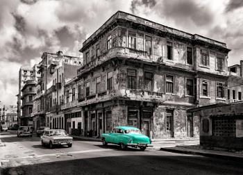 Cuban Back Street