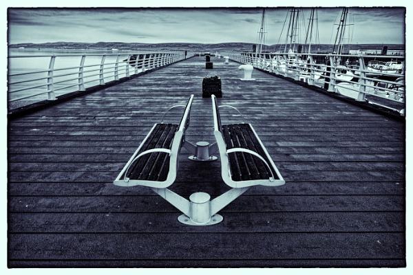 Stranraer pier & Marina by malcf8