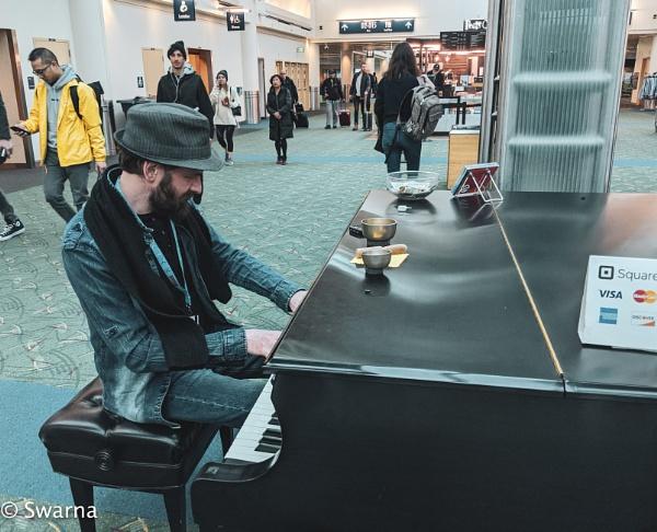 The Pianist... by Swarnadip