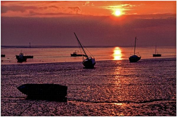 Ribble Estuary by mac