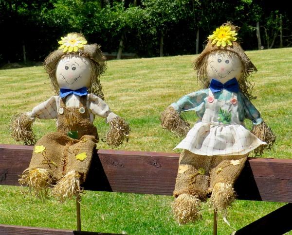 Scarecrows by ddolfelin