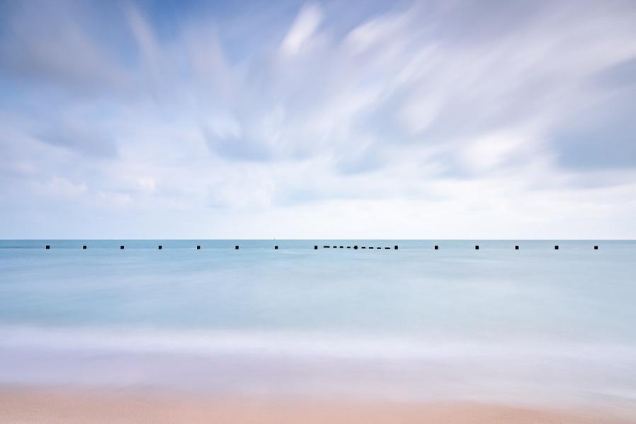 Beach defences....