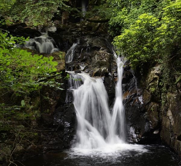 Rydal Waterfall by Steveo28