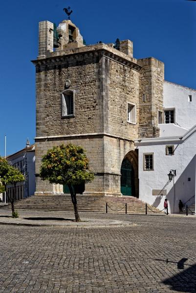 Igreja de Santa Maria, Faro by jacomes