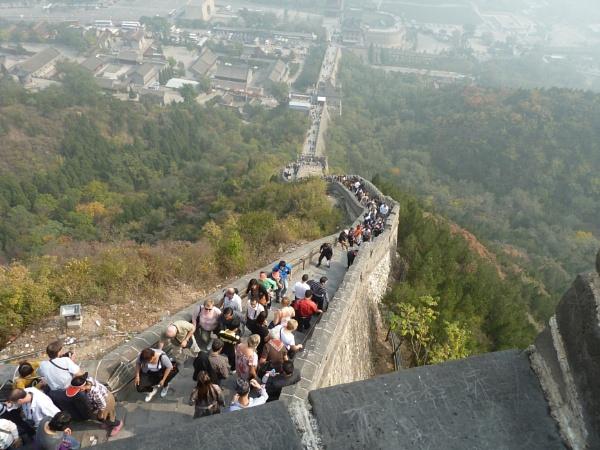 Great Wall of China by Octavia54