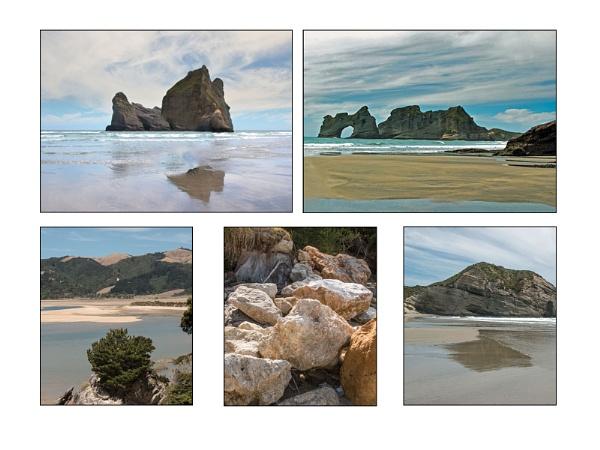 New Zealand by Janetdinah
